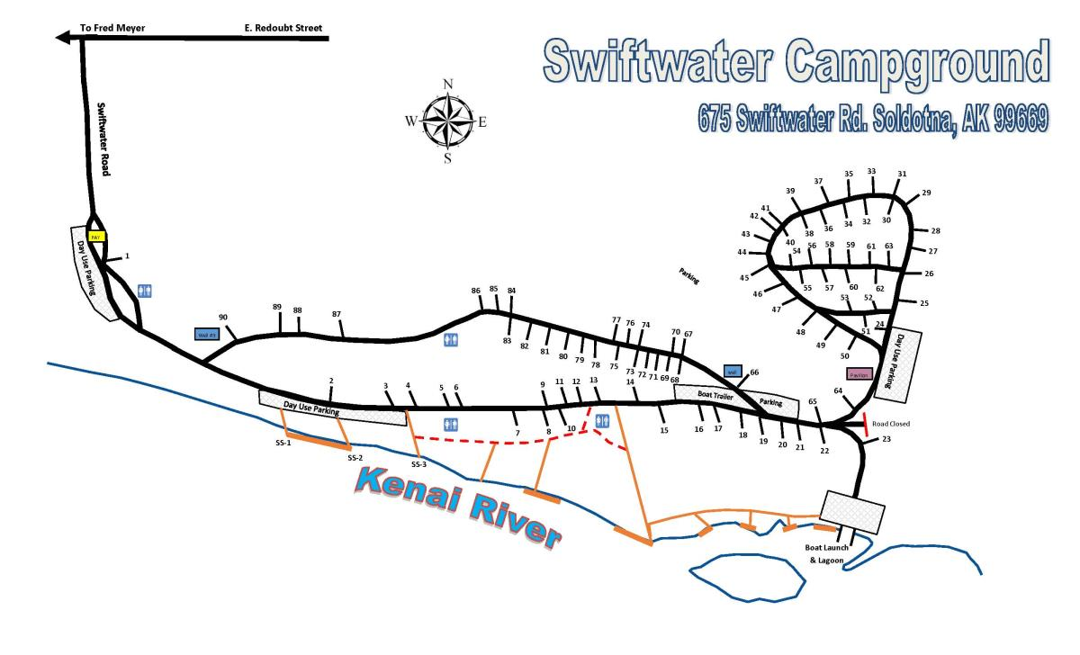 Siftwater Map