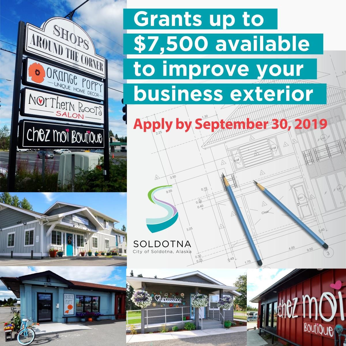Storefront Improvement Program is Now Accepting Applications