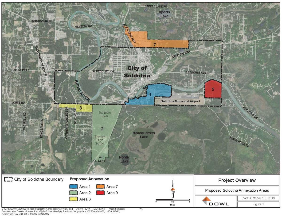 Public Comment on Annexation