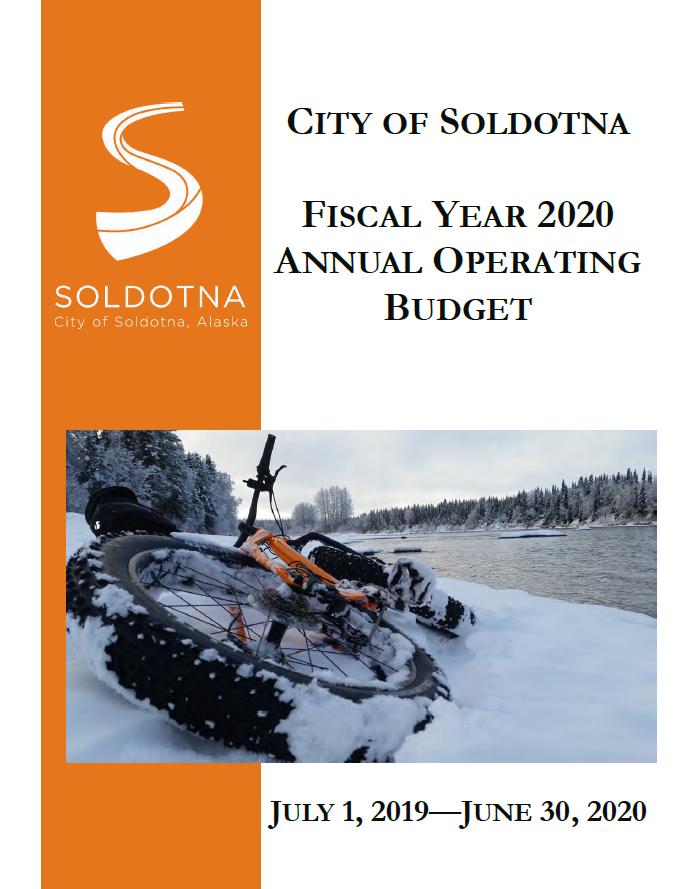 FY 20 Budget